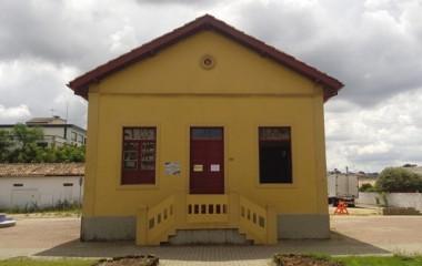 Casa do Agente Ferroviário mais uma vez de portas fechadas