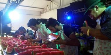 Festa da Melancia movimenta a comunidade de Campo Mãe Luzia
