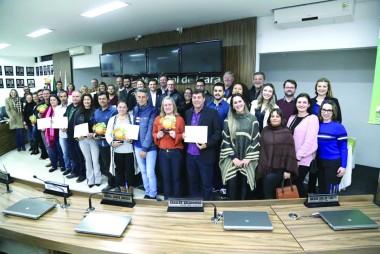 Troféu Destaque Verde homenageia produtores de alimentos orgânicos