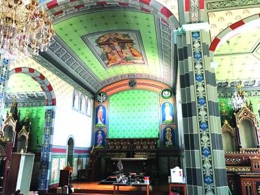 Igreja da Misericórdia será inaugurada em 21 de abril