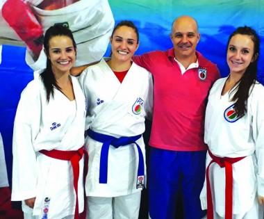 Karatecas de Içara estarão em mais uma competição internacional