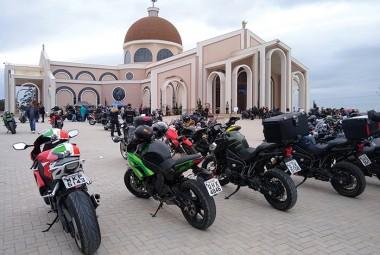 Santuário celebra a Segunda Romaria dos Motociclistas