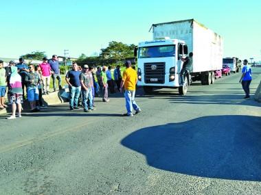 Sindilojas se manifesta sobre paralisação logística do país