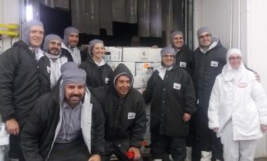 JBS recebe primeiro lote de carne bovina in natura dos EUA