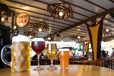 Quatro coisas sobre um bar especializado em cerveja artesanal