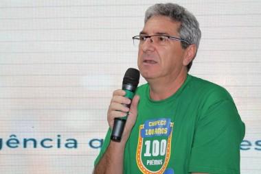 """Chapecó lançou campanha """"100 anos, 100 premios"""""""