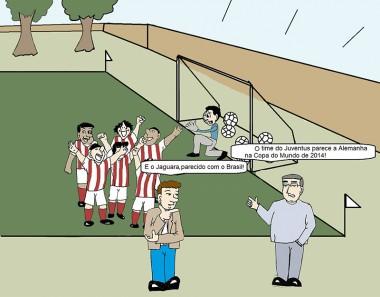 Juventus goleia no Içarense