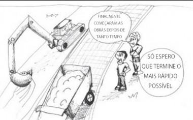 Rua Antônio Zago recebe melhorias