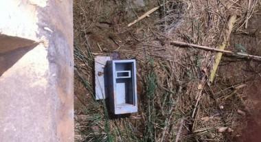 Cofre tomado em assalto é encontrado em Balneário Rincão