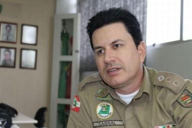 Coronel Cabral ministra palestra sobre segurança