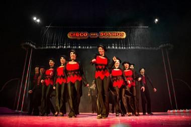 Shopping Metrô Itaquera recebe espetáculo do Circo dos Sonhos