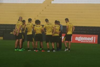 Tigre joga contra a CRB pela sexta rodada da Série B