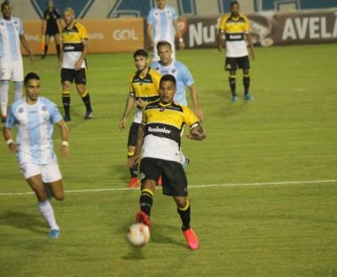 Criciúma-SC estreia no Brasileiro da Séri C com empate contra o Londrina-PR