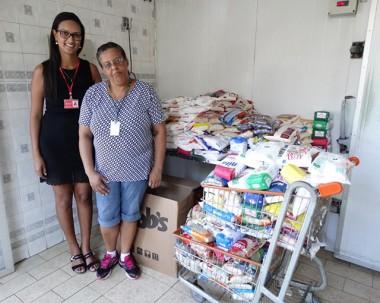 Entidades beneficentes recebem donativos do Bailinho de Carnaval