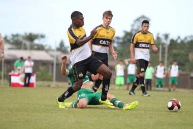 Tigre é vice no Campeonato Catarinense Sub-20