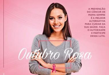 Outubro Rosa: ação de conscientização do CS terá profissionais de saúde e beleza