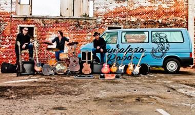 Rock com blues da Camaleão Robô invade o Didge BC nesta sexta