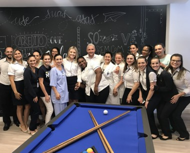 Hospital São João Batista inaugura espaço Hilda Guglielmi