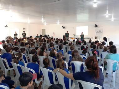 Jacinto Machado participa de projeto Vivercom da Unesc