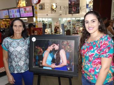 Dona de casa vence concurso fotográfico do Criciúma Shopping