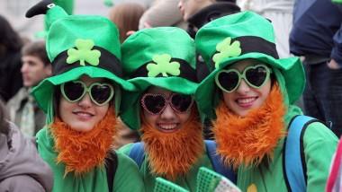 Dez mil pessoas são esperadas para o Saint Patricks Day