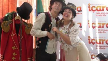 """""""Teatro Sobre Rodas"""" será realizado sábado no Residencial Dona Ema"""