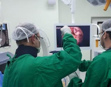 Nova tecnologia em cirurgia de coluna vertebral é realizada na Unimed