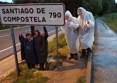 CarnavOikos: Retiro caminhada em preparação para peregrinação