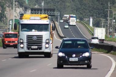 Condições do trânsito é a maior demanda do atendimento ao usuário na BR-101/SC