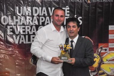Rafael Motta Custódio comenta Destaque Rinconense 2016
