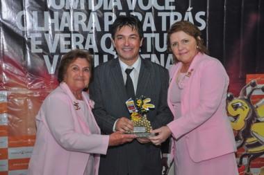 Presidente da Rede Feminina comenta sobre o Destaque Içarense 2016