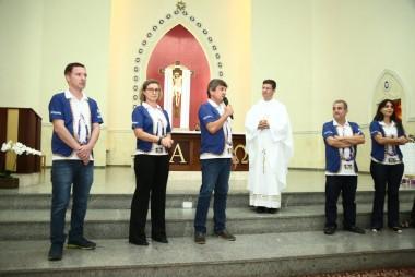 Paróquia lança festa na Câmara de Vereadores de Araranguá
