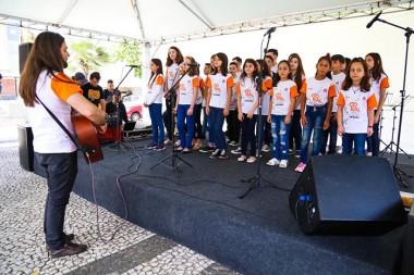 """""""Natal, Doce Natal"""" reúne ações do Governo na Praça da Matriz"""