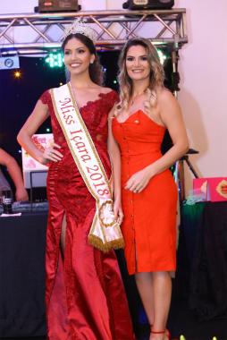 Miss Içara é coroada pela Fundação Municipal de Cultura e Esportes