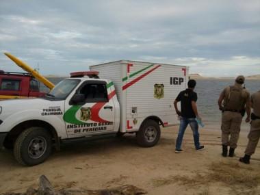 Corpo de mulher é encontrada boiando no Rio Araranguá