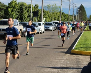 Número de inscritos supera expectativa para a 2ª corrida de rua de Turvo