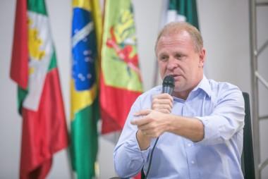 Merisio defende cortes na estrutura administrativa do Estado