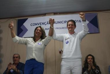 PP confirma candidatura a prefeita de Dalvania Cardoso