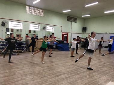 Audição seleciona novos talentos para o Coral e Cia de Dança