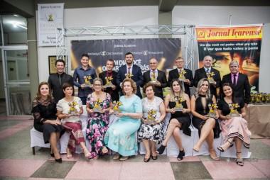 Jornal Içarense realiza a 1ª edição do Destaque Fumacense