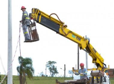 Cooperaliança faz deslocamento de rede na Terceira Linha