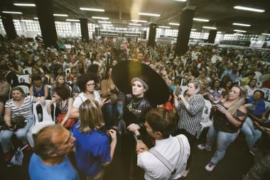 Recorde de público no Meeting Dicolore em Brusque