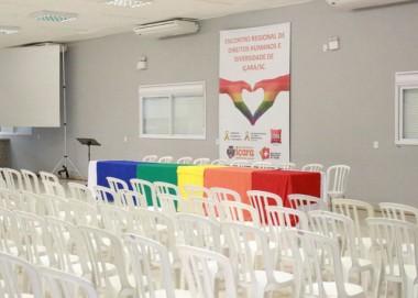 População LGBT e Direitos Humanos serão tema de encontro
