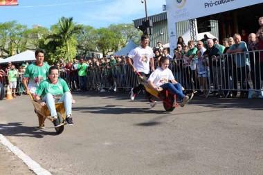 Disputas recreativas vão resgatar tradições durante festividades do aniversário de Jacinto Machado