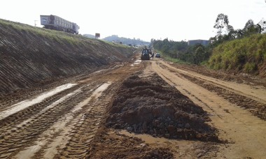 DNIT/SC alerta pedestres para avanço das Obras Complementares