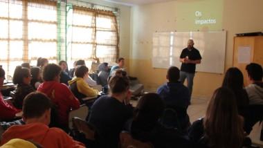 DNIT/SC e consórcio retomam Educação Ambiental na BR-101 Sul