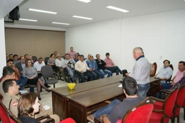 Mobilização por mais segurança em Içara