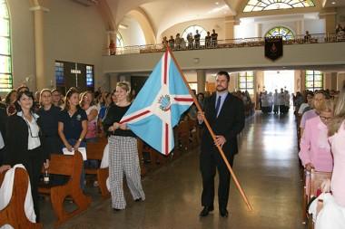 Legislativo participa do Cerco de Jericó da Paróquia São Donato
