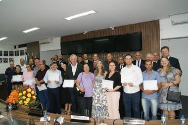 Ações das entidades são reconhecidas em Sessão Especial do Poder Legislativo