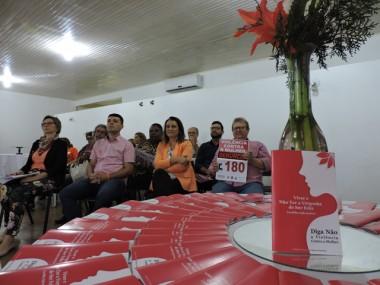 Cartilha contra a violência da mulher é lançada em Siderópolis